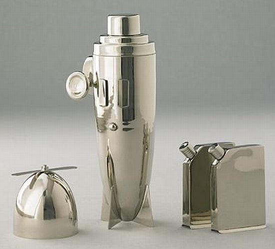dual fuel cocktail shaker