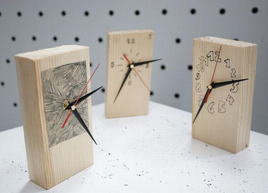 dzn log clock by piotr stolarski 01