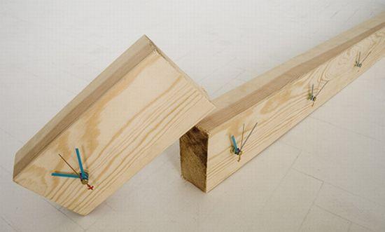 dzn log clock by piotr stolarski 06