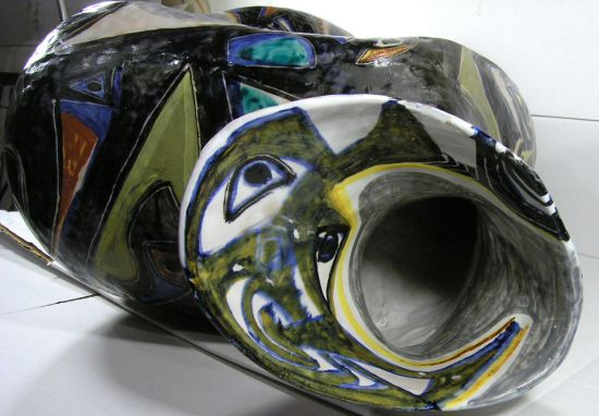 earthnware vessel2