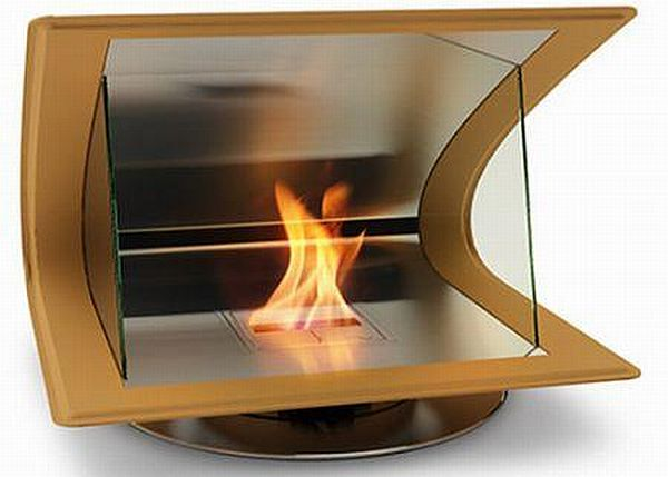 eco friendly fireplaces