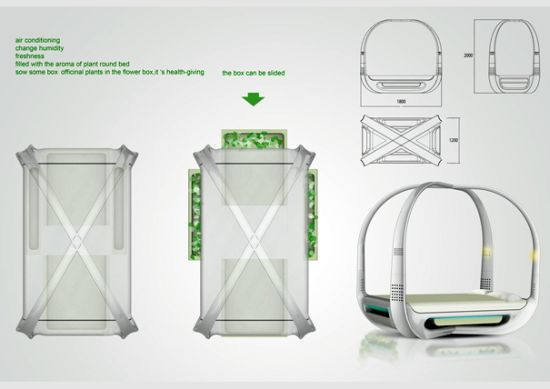 ecotypic bed1
