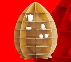 eggbook shelf