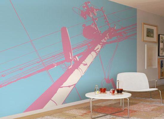 electrical light pole wallpaper1