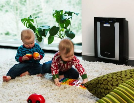 electrolux air cleaner debuts 4