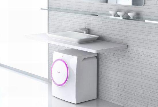 electrolux shine concept 2010
