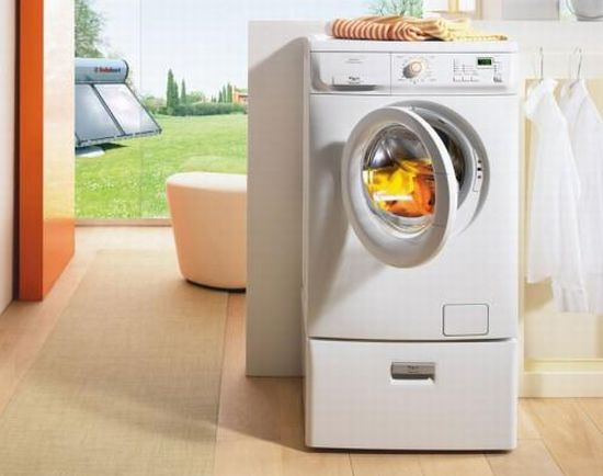 electrolux solar washing machine xTcyI 58