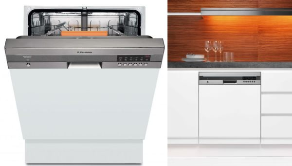 electrolux real life dishwasher