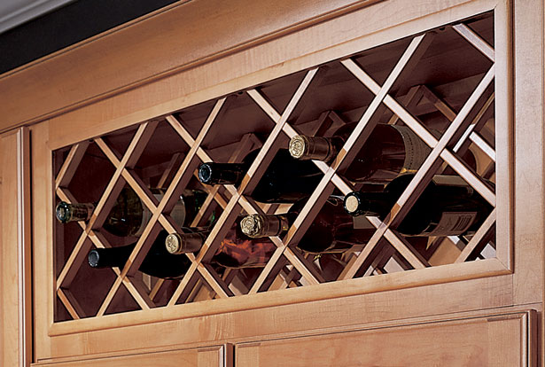 Elegant wine Racks