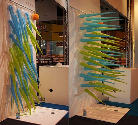 Elisabeth Buecher My Shower Curtain Is A Green War