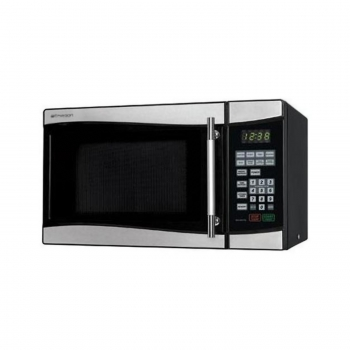 This Model Features 8 One Touch Settings Digital Clock Housing Led Display Removable Gl Turntable For Even Cooking And An End Of Signal To Let
