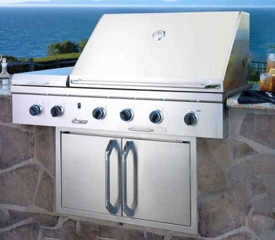 epicure built in outdoor grille EPlYn 5965
