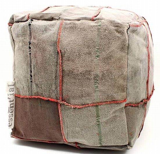 essential pouf