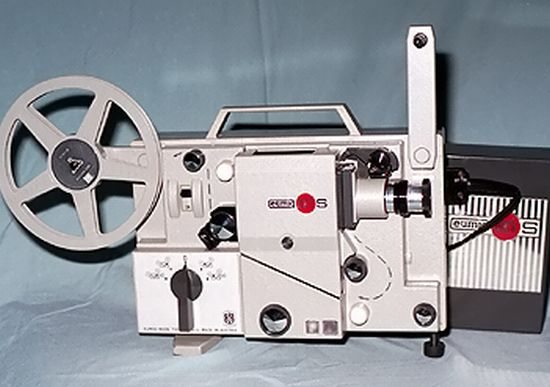 eumig mark s zoom 8mm magnetic sound projector