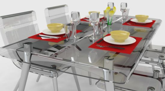 eva table and chair