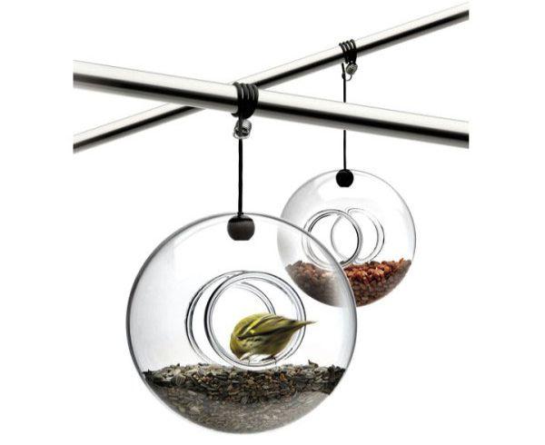 Eva solo hanging bird feeder