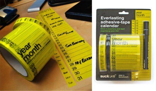 Everlasting Calendar Tape