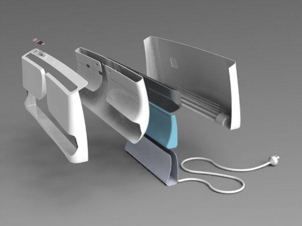 Express Clean steam cleaner by Joshua Mckean