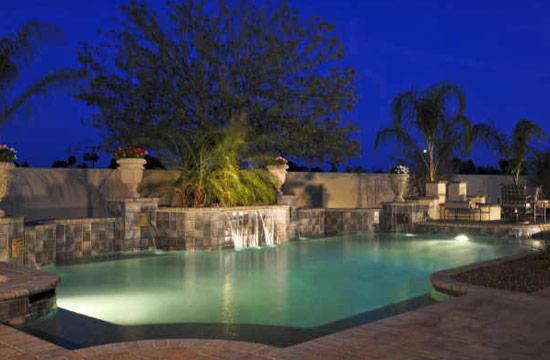 Awe inspiring luxury pools hometone for Luxury pool designs