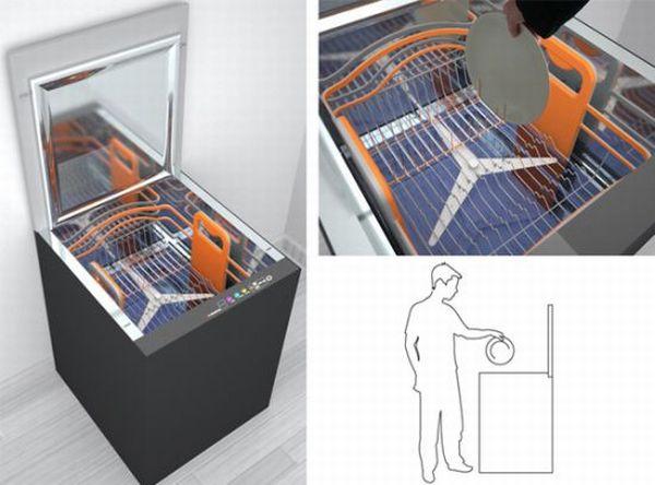 FAGOR BRANDT's dishwasher