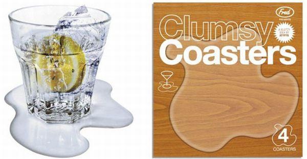 Clumsy Coasters