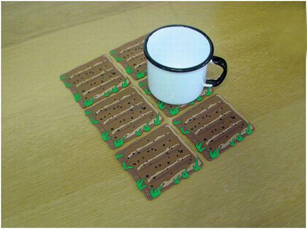 Farmville Coasters