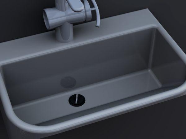 Faucet by Sebastian Ribas