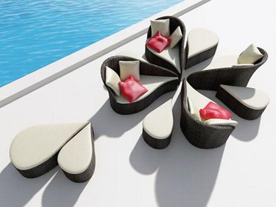 fiore garden sofa