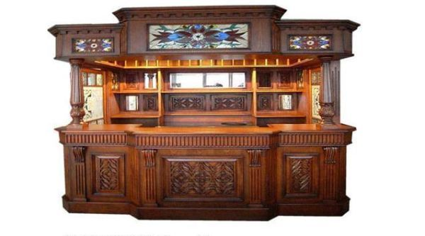 Classy Bar Cabinet Designs For Your Home