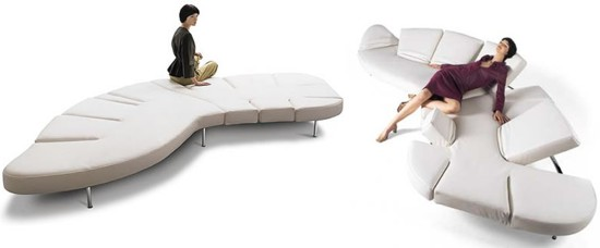 flap sofa 5KdDN 2263
