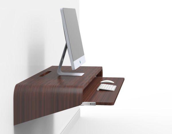 Float Desk By Dario Antonioni Hometone