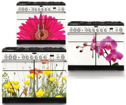 floral range cookers