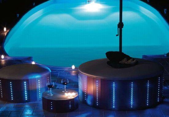 florastyle led poolside furniture 2