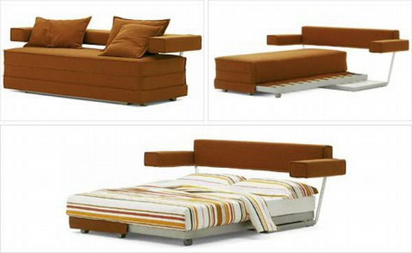 Folding Couch