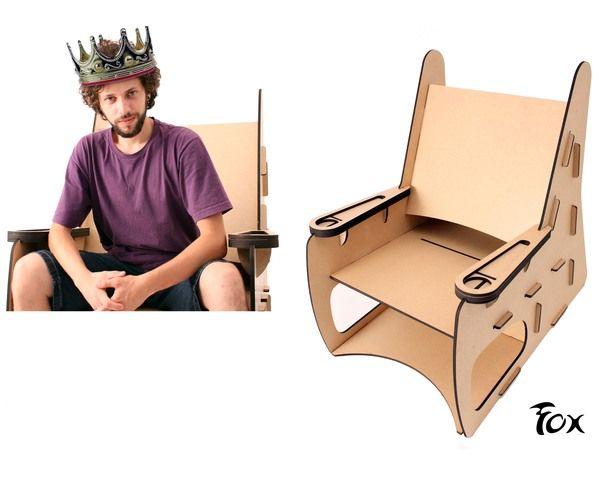 Fox Armchair