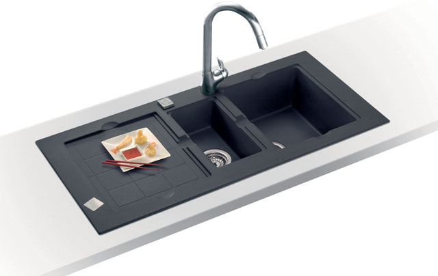Franke Black Composite Sink : Black Sinks Related Keywords & Suggestions - Black Sinks Long Tail ...