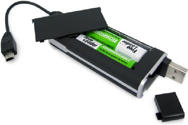Freeloader battery charger