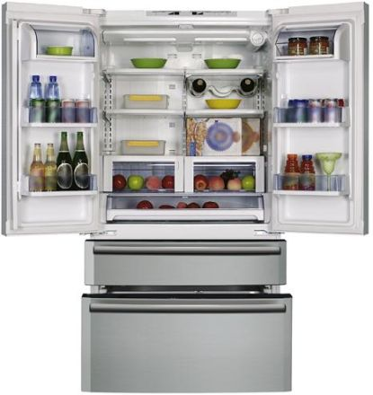 fridge with pull out drawers 2