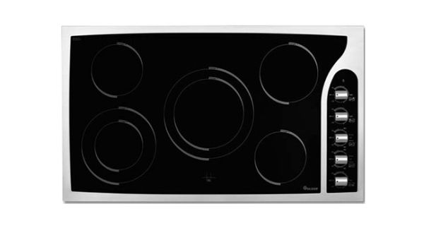 Fulgor electric cooktop