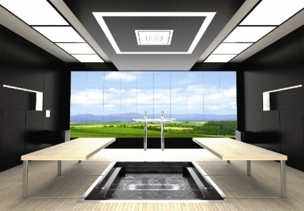 10 hi tech bathrooms for your future homes hometone