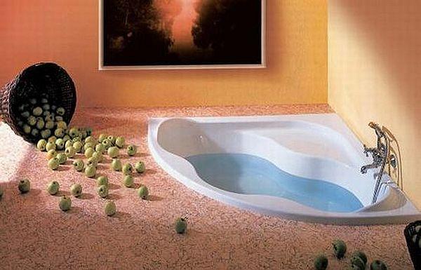 Gentiana bathtub