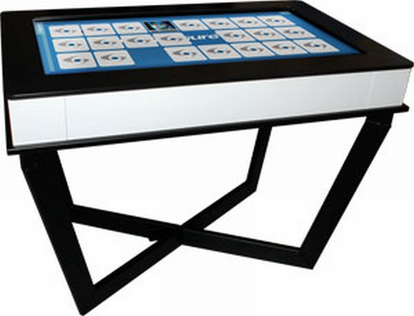 """GestTable ™ 42"""" LCD Multi-Touch Table"""