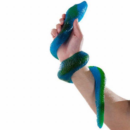 Giant Gummy Snake