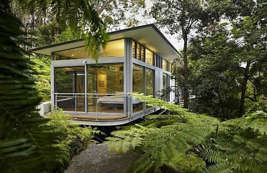 glass house in sydney