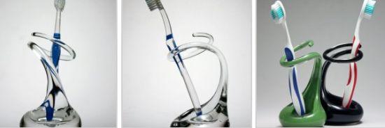 glass toothbrush holder brad turner1