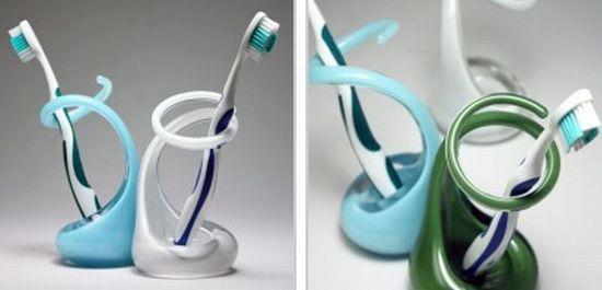 glass toothbrush holder brad turner2
