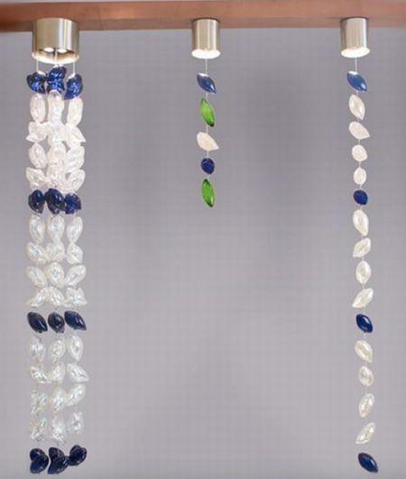 Haute decor iridescent luxurious glicine pendant series for Haute decor