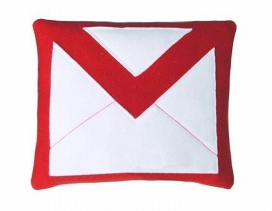 gmail pillow1