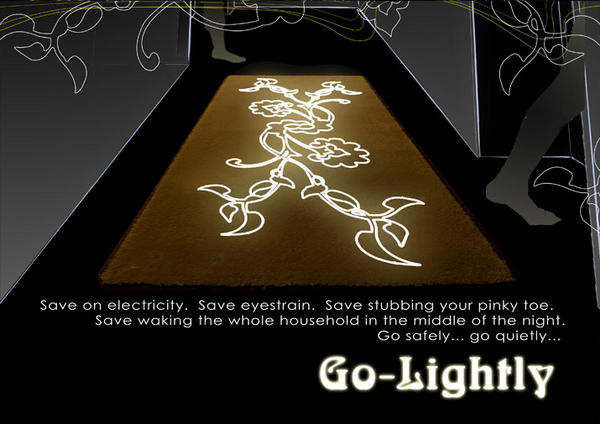 go lightly ad2