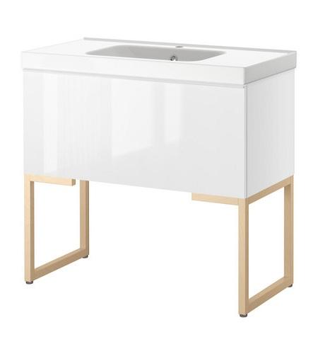 Ikea Godmorgon Cabinet Legs ~ Ikea bathroom vanities  Hometone